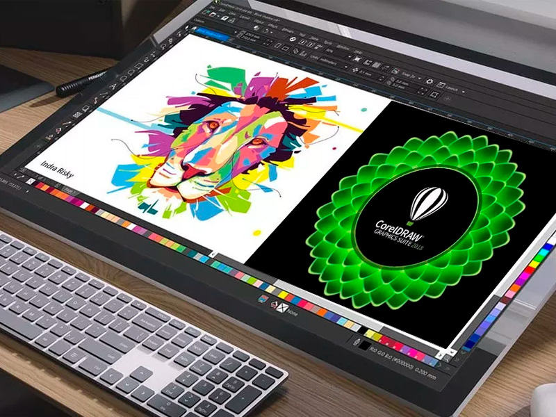 tutoriales de corel draw