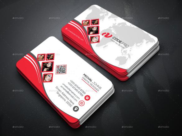 tarjetas de presentación 1 fotografía corporativa tarjeta de visita
