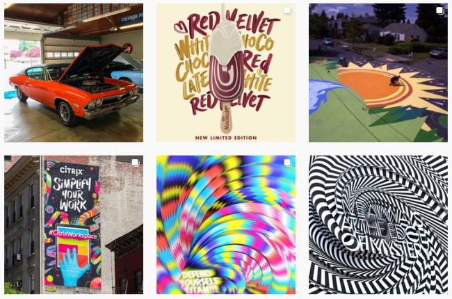 diseñadores creativos a seguir en Instagram