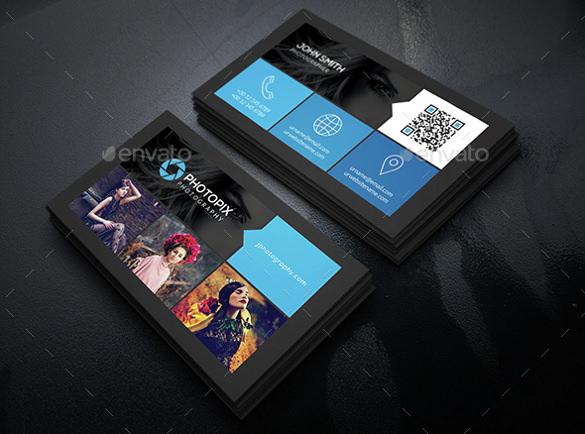 tarjetas de presentación 1 paquete de tarjetas de fotografia