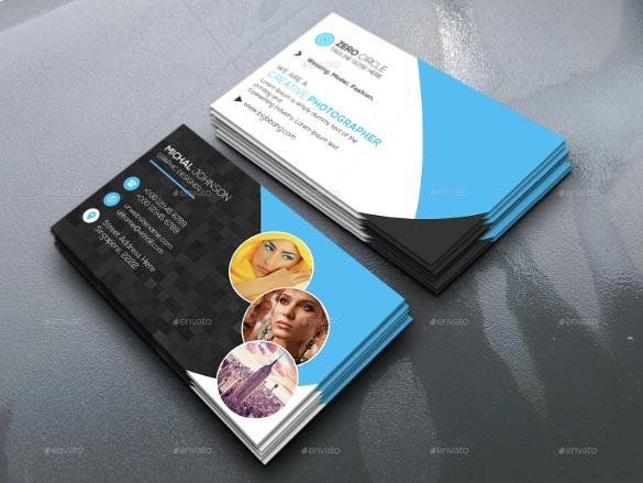 tarjetas de presentación 1 fotografía de boda tarjeta de visita