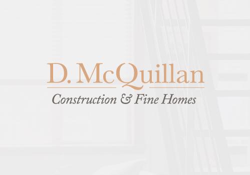 Logotipo de D. McQuillan Construction and Fine Homes