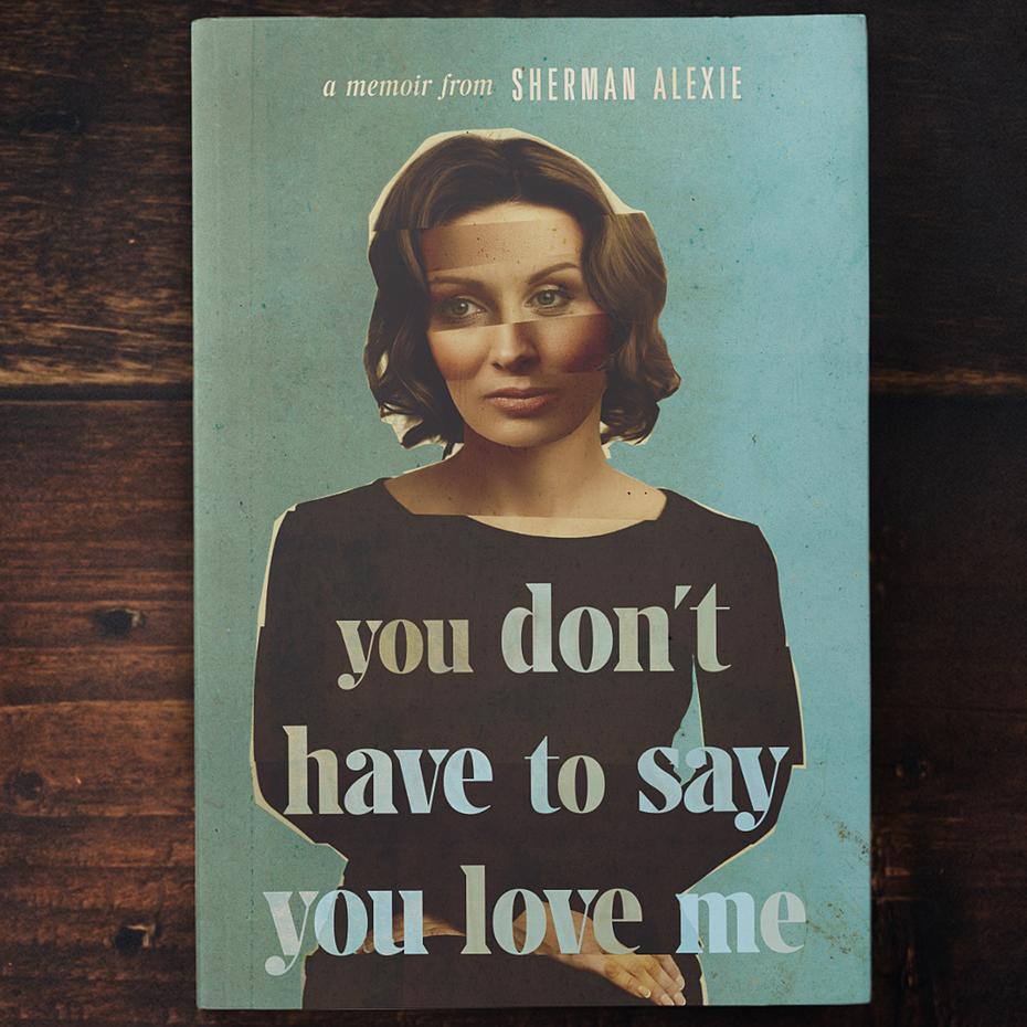 No tienes que decir la portada de mi libro Love Me