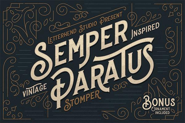 Stomper - A Vintage Display Fuentes