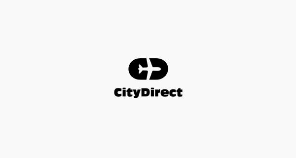 Diseños que utilizan espacio negativo - CityDirect