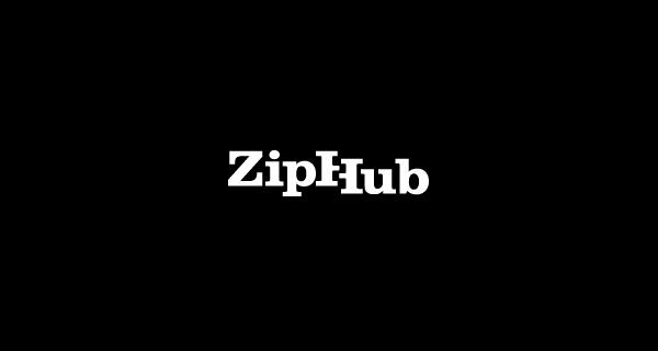 Diseños que utilizan espacio negativo - ZipHub