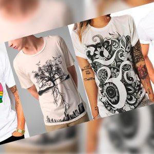 Diseñar camisetas