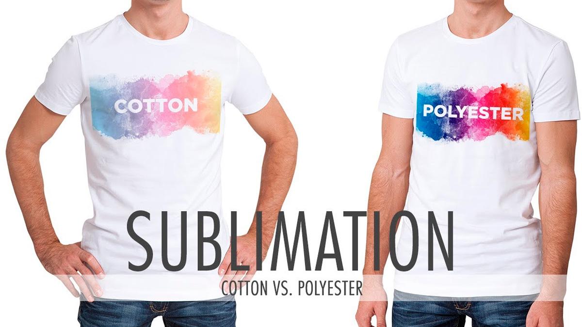tipos de tela para sublimación