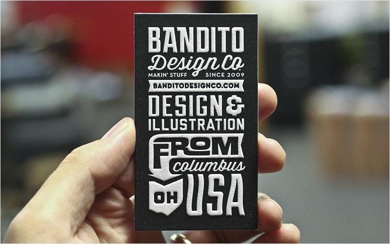 inspiración de diseño de tarjeta de visita vintage retro