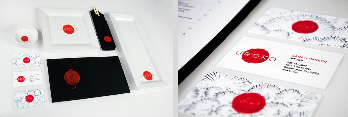 diseño de tarjeta de visita minimalista simple