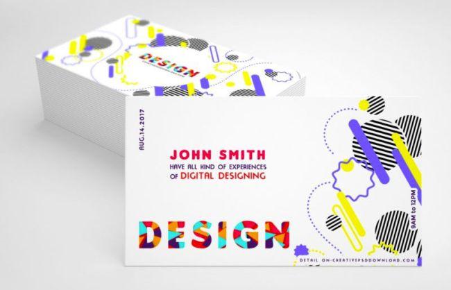 13 Mejores tarjetas de presentación