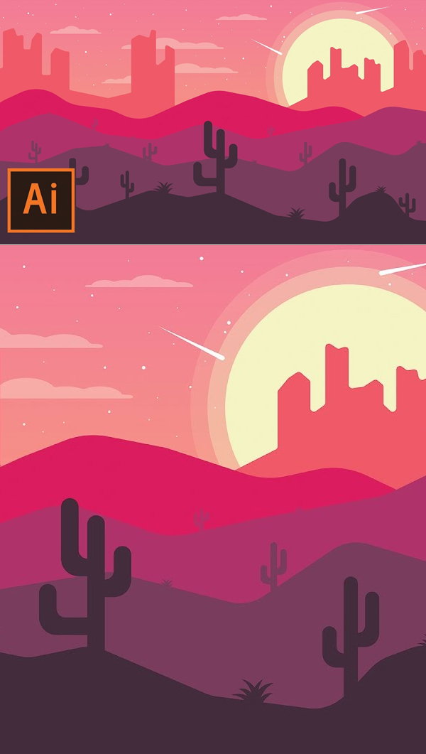 50 Mejores Tutoriales de Illustrator de 2018 - 25