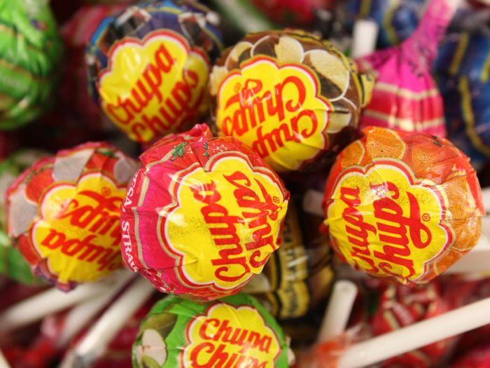 Chupa chups productos
