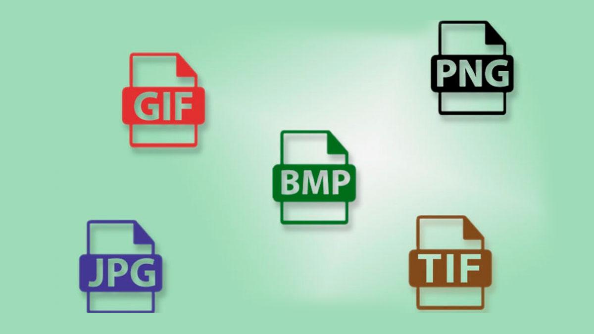 10 formatos de archivo de imagen digitales y cuando usarlos