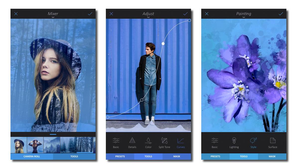mejores apps para edición de fotos