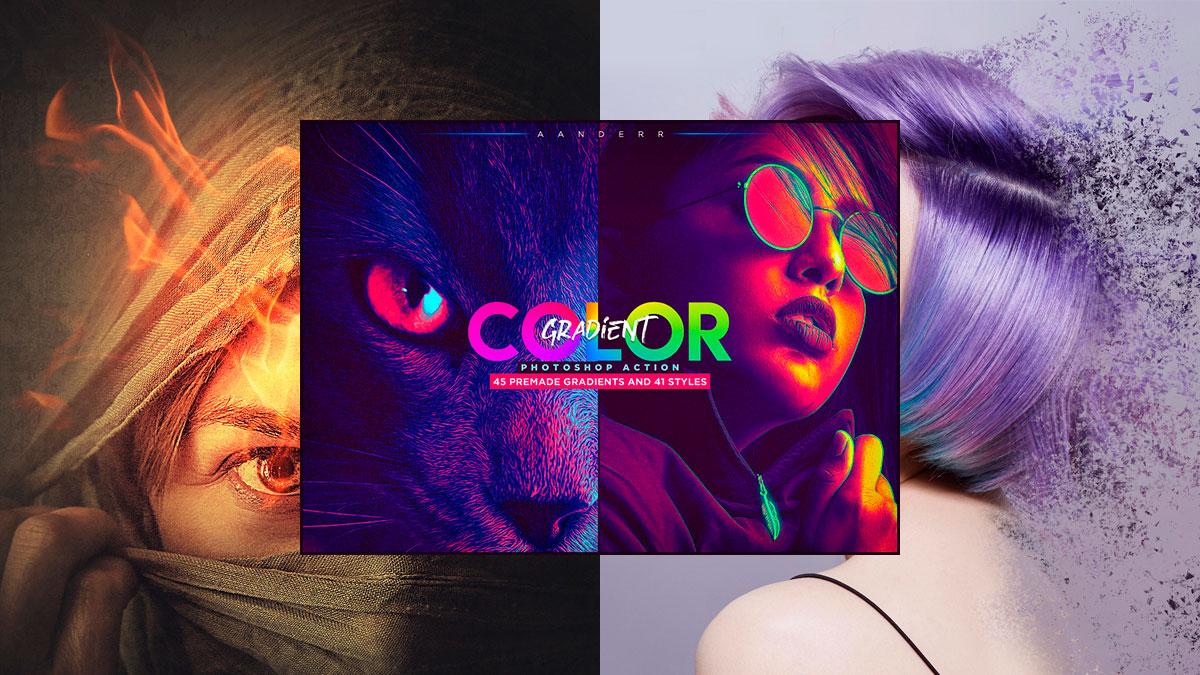 nuevos tutoriales de Photoshop efectos