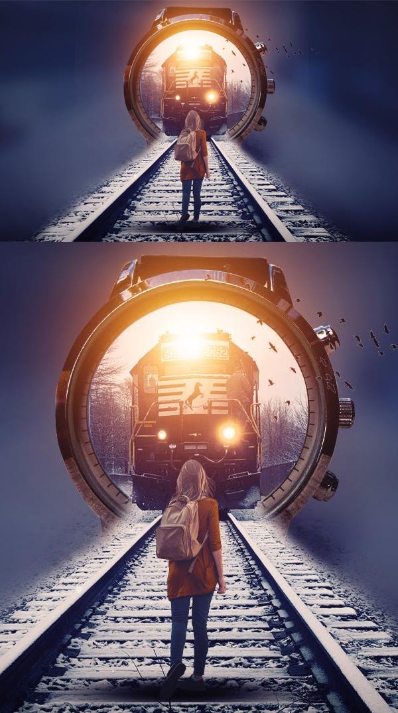 Increíbles tutoriales de manipulación de fotos