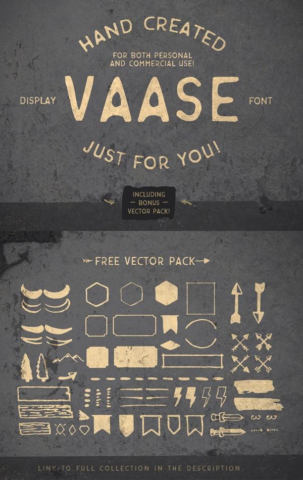 Vaase Handcrafted Vintage Free Fuente