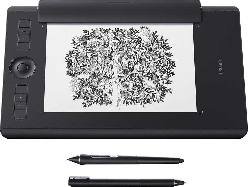 Regalos para diseñadores gráficos: tableta wacom