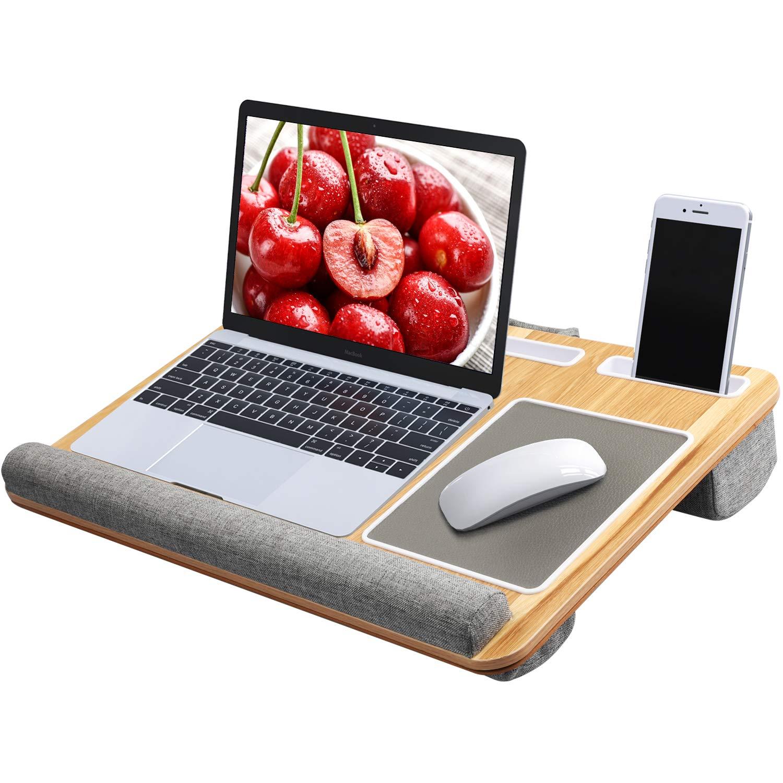 Regalos para diseñadores gráficos: tabla de soporte para laptop