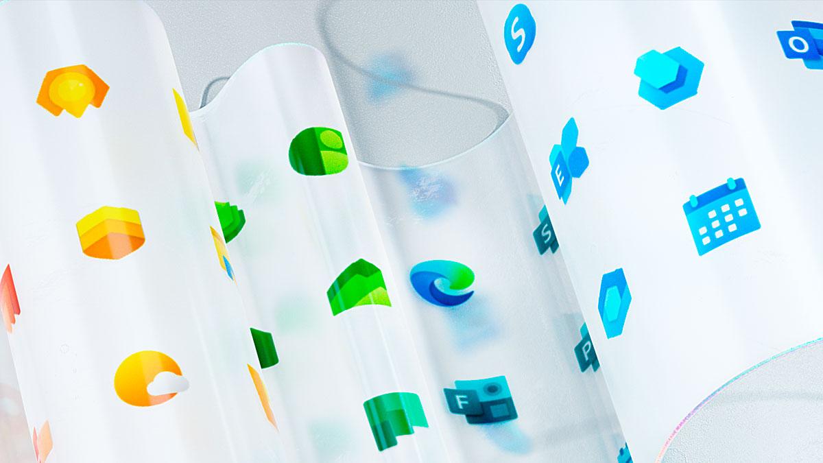nuevos íconos para Microsotf