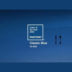 pantone azul para 2020