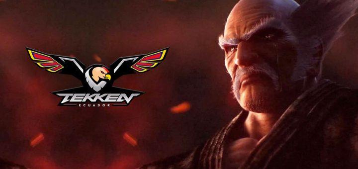 Logotipo Tekken Ecuador Oficial