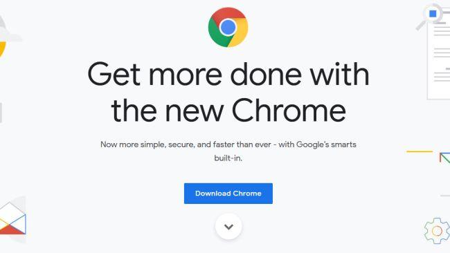Chrome, mejores navegadores 2020