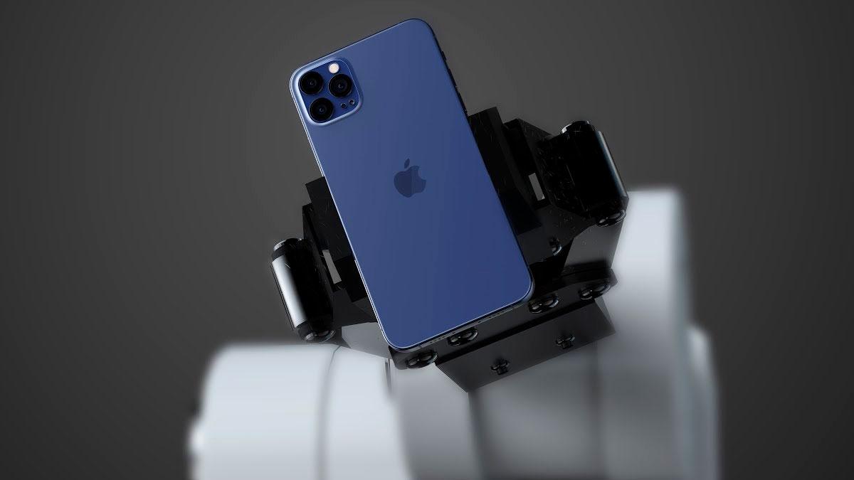 iphone 12 rediseño - moderno