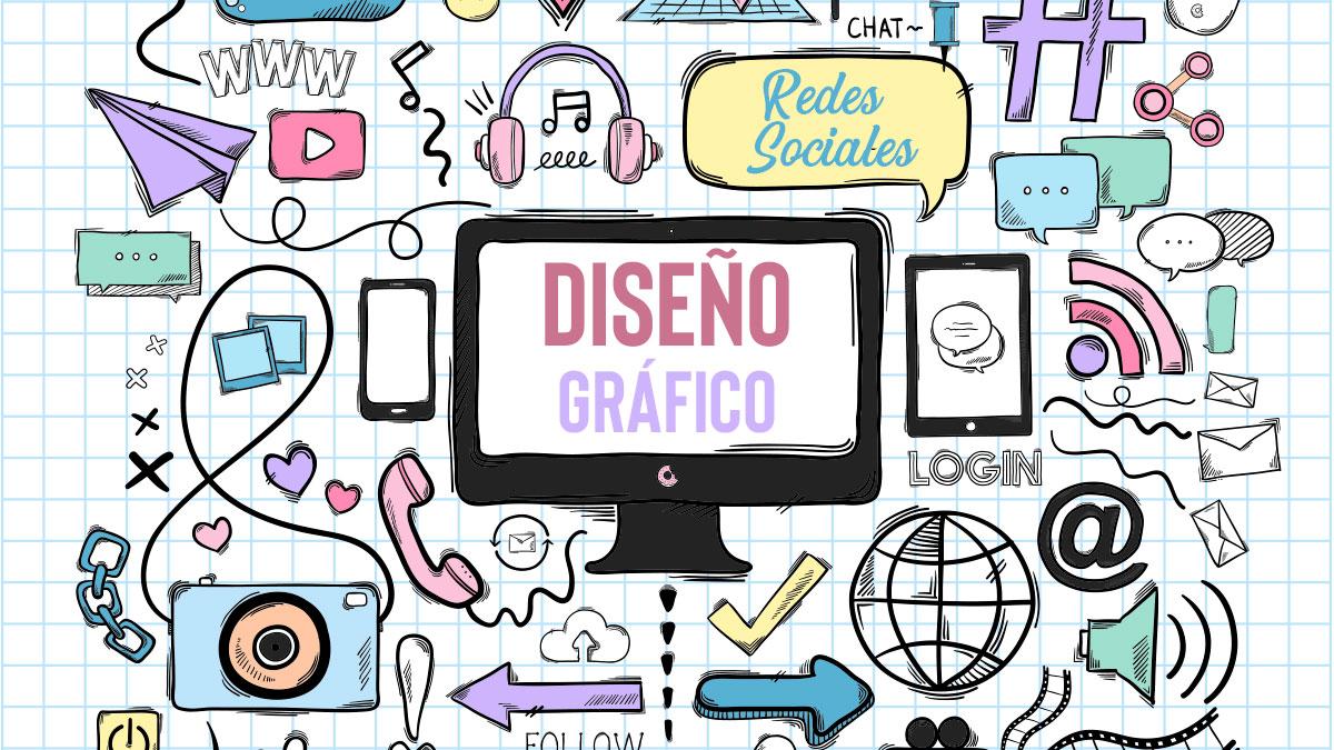 diseño para redes sociales 2020