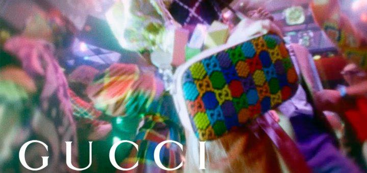 Gucci reimagina su logo