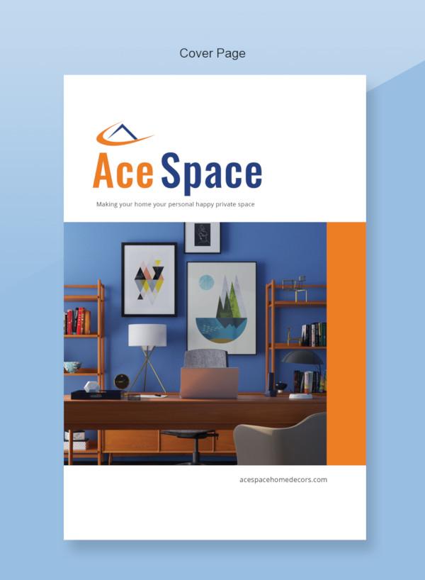 Plantillas de catálogos , decoración-hogar-catalogo-diseño