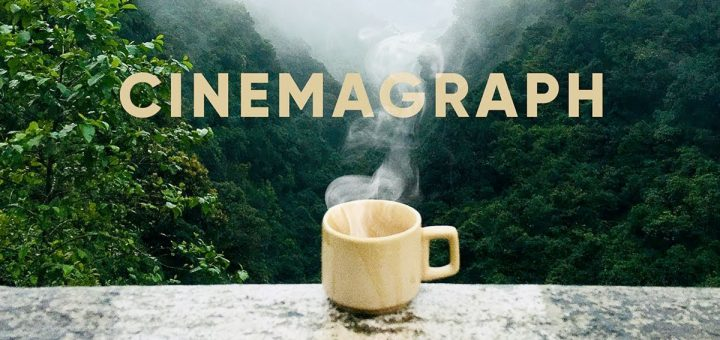 cinemagraphs con Photoshop