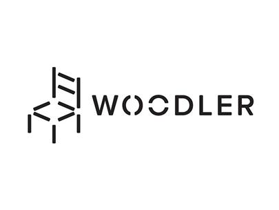 Logo Design Trends 2020 - Ejemplo 6 de formas geométricas