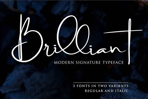 Fuente Brilliant - 3 Signature