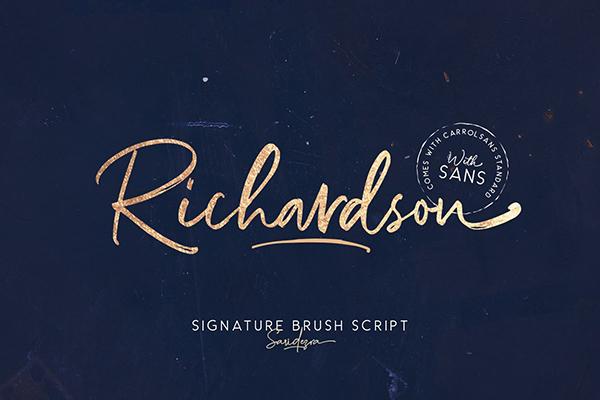 Richardson - Pincel exclusivo