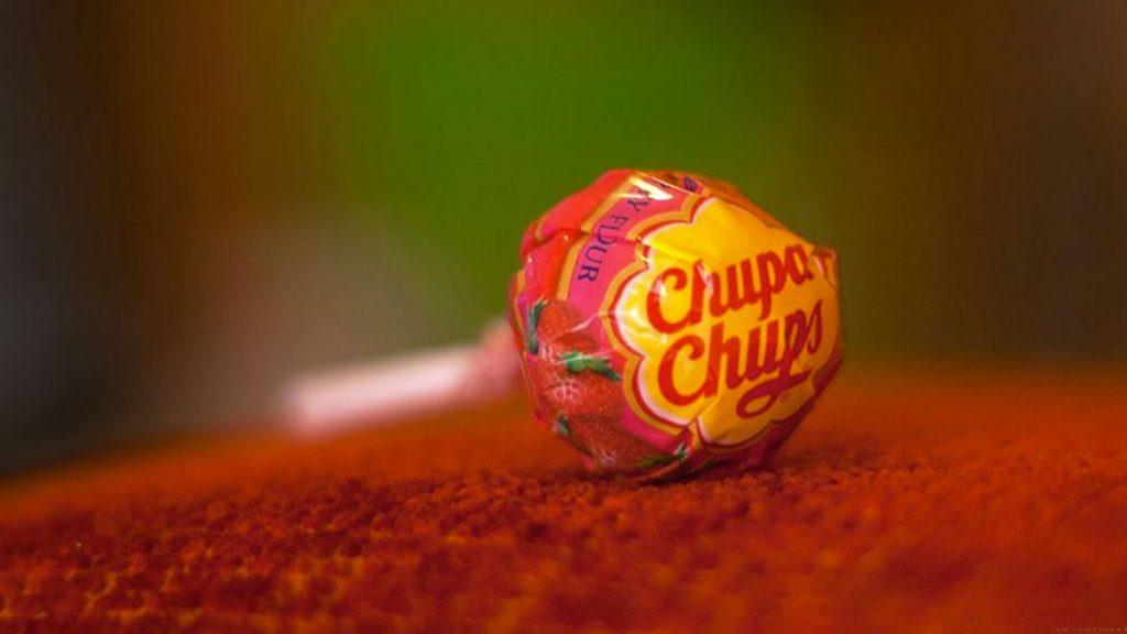 Logotipos de diseñadores famosos: Chupetines Chupa chups