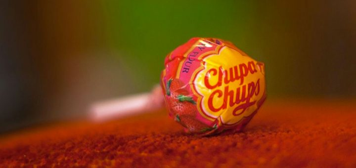 Chupetines Chupa chups
