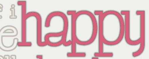 Fuentes frescas y modernas pra tus diseños: Happy Phantom Free Fuente