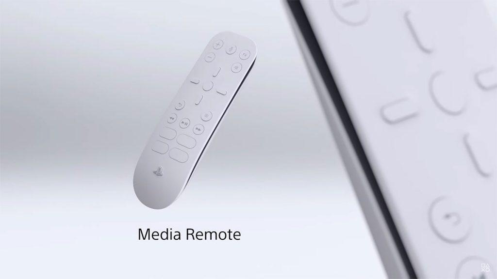 PlayStation 5 : control remoto