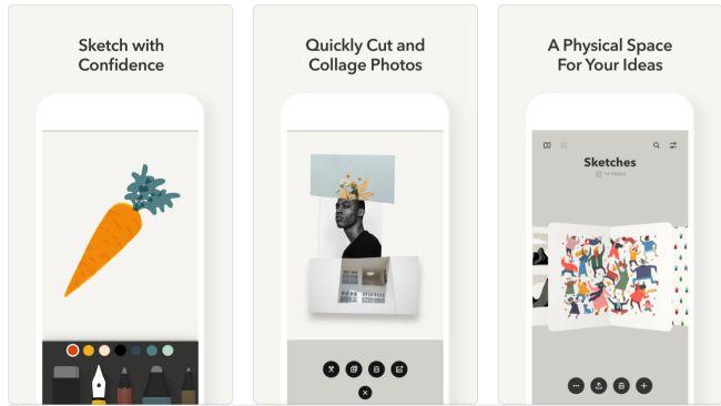 Las mejores aplicaciones para iPad Pro: Paper