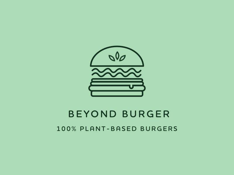 Más allá del logotipo de Burger