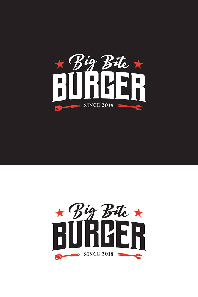 Logotipo de Big Bite Burger
