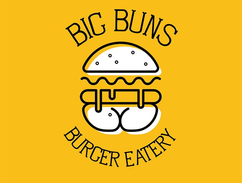 Logotipo de Big Buns Burger Eatery