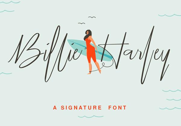 Fuente Billie Harley Signature Free