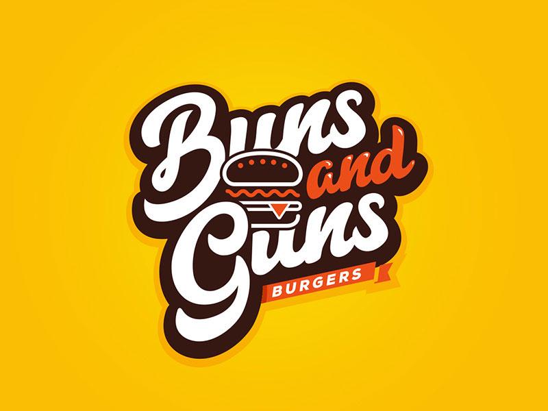 Logotipo de Buns Guns
