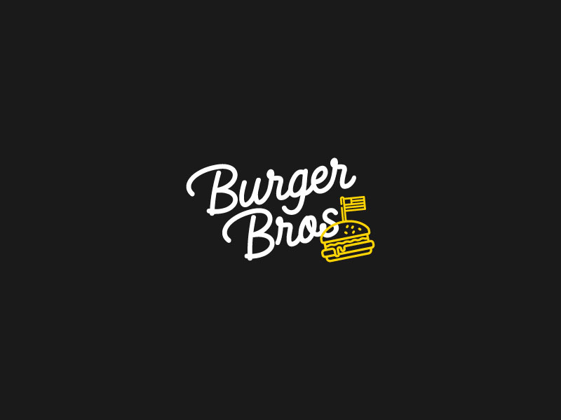 Logotipo de Burger Bros