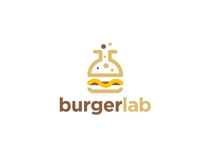Logotipo de Burger Lab
