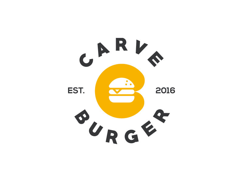 Carve Burger Logotipo