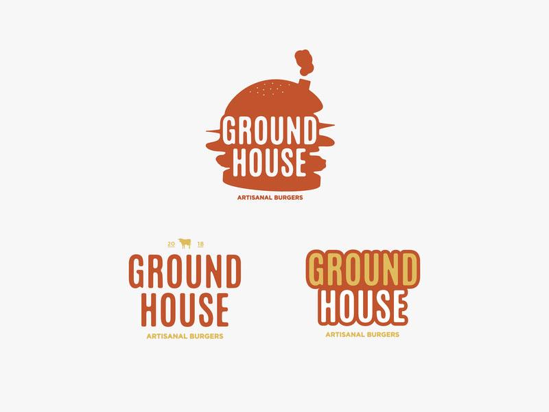 Logotipo de Groundhouse